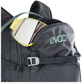 EVOC Line Selkäreppu 18l, black-olive
